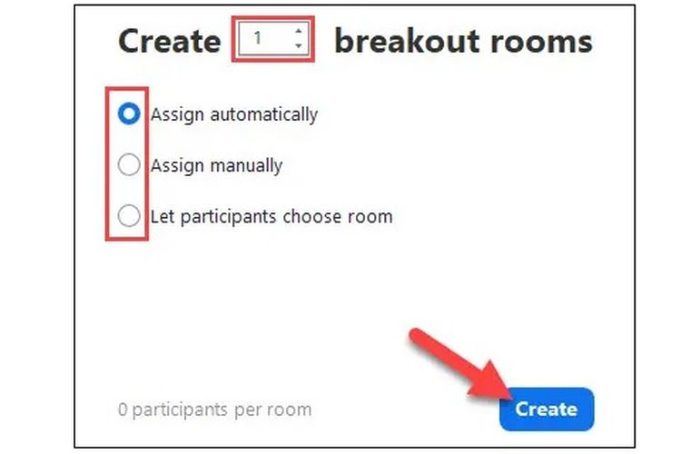 Cara Membuat Ruang Obrolan Tambahan di Aplikasi Zoom