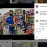 Ketika Satpol PP Minta Minimarket di Bekasi Pasang Barcode PeduliLindungi...
