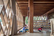 Tentang Minat Baca, dan 5 Karya Microlibrary SHAU Achitects