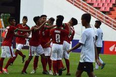 PSSI Pastikan Laga Timnas U-16 Indonesia Vs Malaysia Batal
