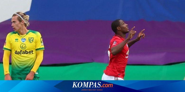 Norwich Vs Man United, Solskjaer Lontarkan Pujian untuk Ighalo