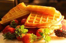 Perbedaan Waffle Belgia dan Amerika, Bisa Dilihat dengan Mudah