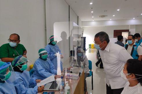 Dokter Ruang Isolasi Covid-19 Lega Usai Jalani Vaksinasi