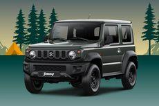 Suzuki Jepang Siapkan Jimny Versi Murah buat Pasar Ekspor