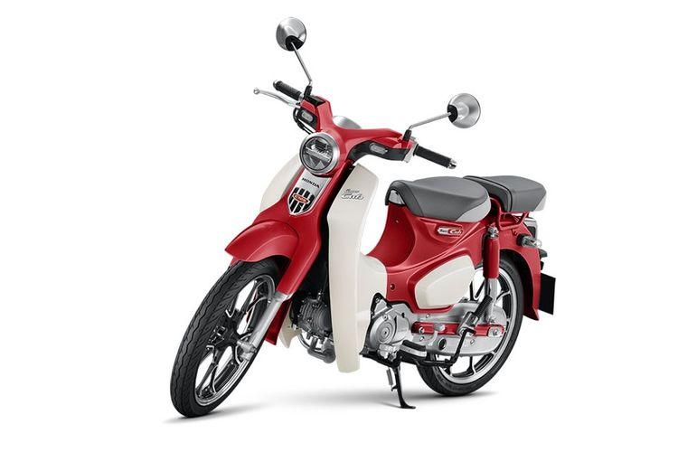Honda Super Cub C125 model 2021