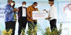 Dikunjungi Mentan SYL, Asisten Setda Papua: Selama Ini Kami Terhipnotis Tambang