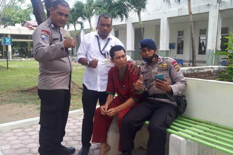 ACEH Diduga Anggota Polisi Yang Hilang Saat Tsunami Di RSJ Telah Dites DNA