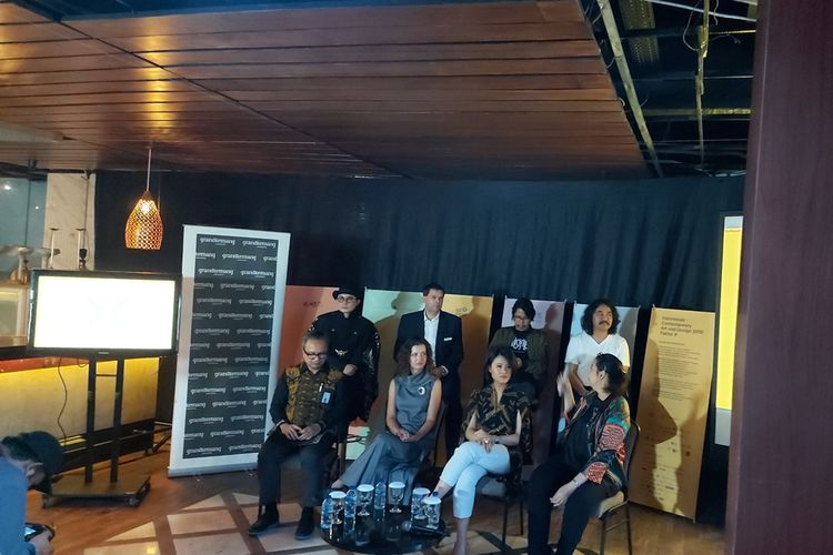 Press conference ICAD 2019