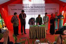 Honda Gandeng SMK di Makassar untuk Program Pendidikan