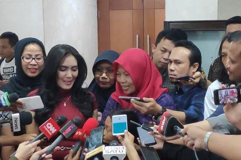 Bawa Anak ke DPR, Baiq Nuril Harap Komisi III Setujui Amnesti