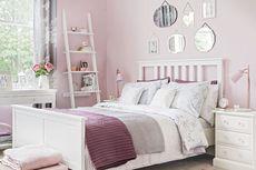 Hindari 4 Warna Ini untuk Dinding Kamar Tidur