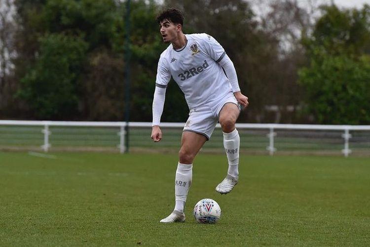 Pascal Struijk, bek Leeds United keturunan Indonesia.