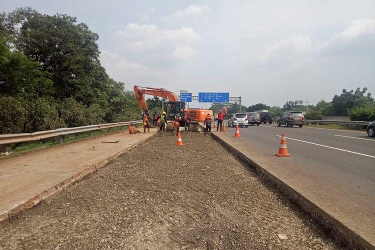 Perbaikan jalan tol Cipularang dan Padaleunyi