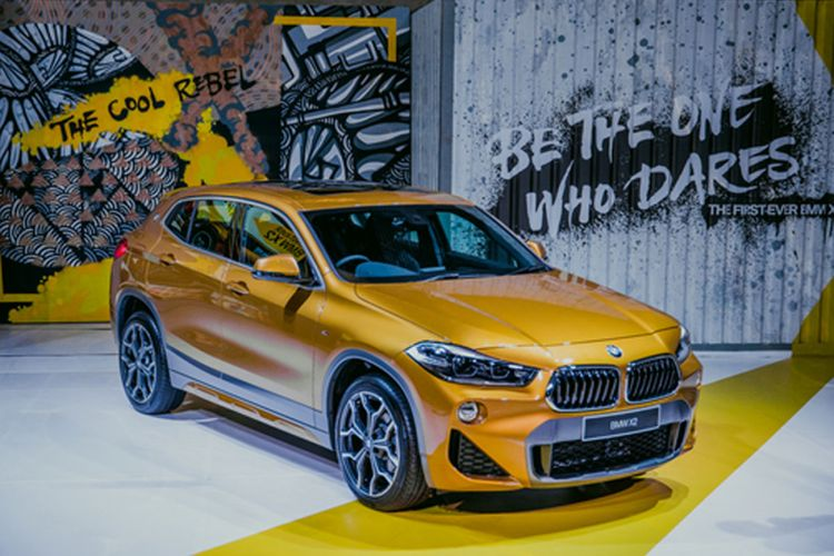 BMW Indonesia luncurkan First-Ever BMW X2.