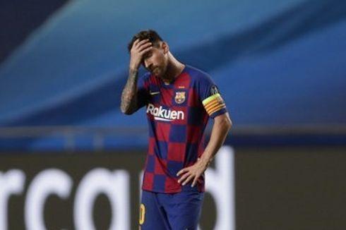 Barcelona Vs Real Sociedad, Pelatih Lawan Sanjung Daya Juang Messi