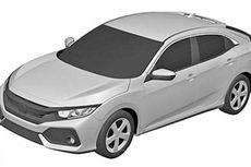 "Versi Produksi Civic ""Hatchback"" Lebih Kalem"