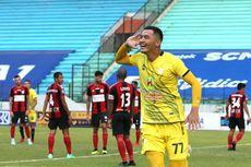 Hasil Persipura Vs Barito Putera, Laskar Antasari Bungkam Mutiara Hitam 1-0