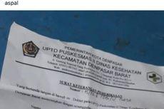 Viral, Praktik Jual Beli Surat Kesehatan Palsu untuk Pemudik, 3 Pelaku Ditangkap