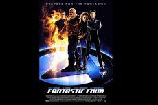Sinopsis Fantastic Four, Ketika Radiasi Kosmik Lahirkan 4 Pahlawan Super