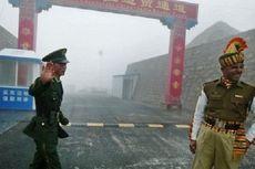 Lagi, Tentara China dan India Terlibat Bentrokan di 'Perbatasan Baru'