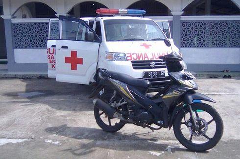 Komunitas Motor Pengawal Ambulans, Berangkat dari Keprihatinan