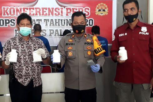 Polisi Tangkap Warga Kota Palopo Penjual Tramadol di E-Commerce