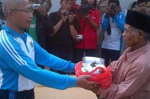 Dikembalikan ke Subang, Pengemis Kaya di Pancoran Tampak Senang