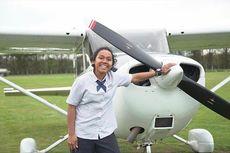 Diterima Jadi Pilot Garuda, Martha Itaar Pernah Ikut Lomba Balap Pesawat