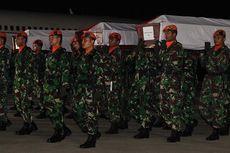 30 Kantong Jenazah Korban Hercules Dipindahkan ke RS Bhayangkara