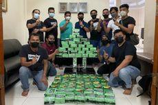 81 Kg Sabu Asal Malaysia Senilai Rp 40 Miliar Disita, Pengedar Mengaku Diupah Rp 120 Juta