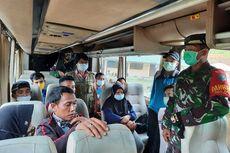 Coba ke Malaysia secara Ilegal lewat Kalimantan, 8 Warga Jatim Diadang TNI di Perbatasan