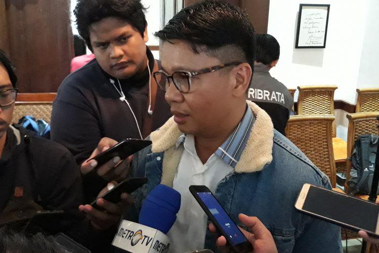 Ahli hukum tata negara Irmanputra Sidin di Cikini, Jakarta Pusat, Sabtu (17/2/2018).