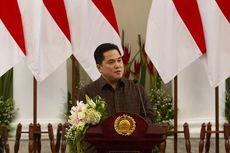 Erick Thohir Angkat Purnawirawan TNI Jadi Komisaris PT INTI