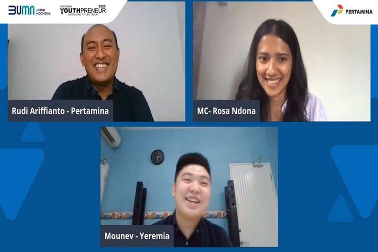 Pertamina menggelar ajang Pertamina Youthpreneur 2020 untuk menjaring calon startup potensial dari generasi milenial.