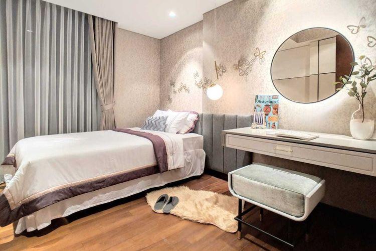 Desain interior apartemen karya Pamela Novia-Saskaraliving