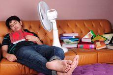 Tidur dengan Kipas Angin Menyala, Bagaimana Baiknya?
