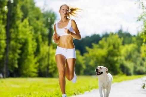 Kebiasaan Buruk Saat Berolahraga Picu Jerawat di Wajah dan Punggung
