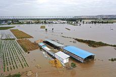 Banjir Bandang Kembali Terjang China, Hampir 2 Juta Orang Terdampak