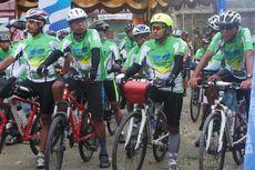 Sabulussalam-Samosir, Jarak Terpanjang Tim Jelajah Sepeda