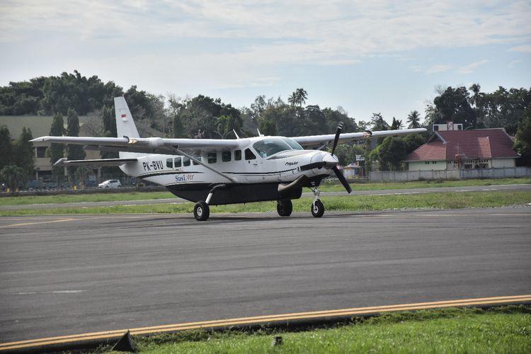 SULSEL (20200108 K145-18) Pesawat Kargo Perintis Mulai Beroperasi di Awal Januari, Layani  Rute Masamba, Seko dan Rampi