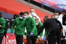 Eric Bailly Keluar dari RS Usai Insiden pada Laga Man United vs Chelsea