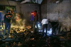 Gara-gara Api di Tungku Lupa Dimatikan, Sebuah Rumah di Ponorogo Terbakar, 1 Orang Terluka