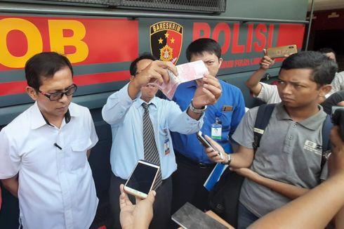 Sebanyak 17.000 Lembar Uang Palsu Beredar di Lampung