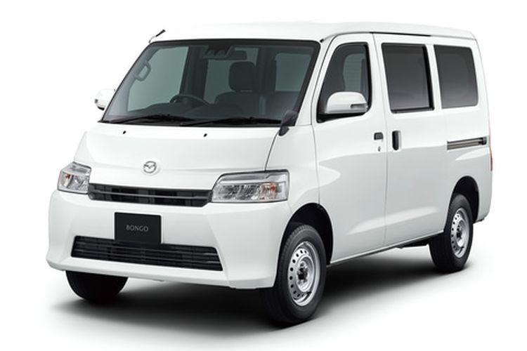 Mazda Bongo kembaran Daihatsu Gran Max meluncur di Jepang