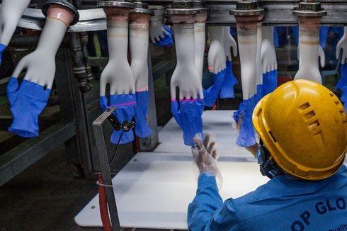 Wabah Covid-19 di Pabrik Sarung Tangan Malaysia Tewaskan 1 Orang