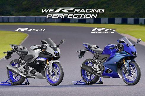 Simak Perbedaan Yamaha R15 v4 dengan R15M