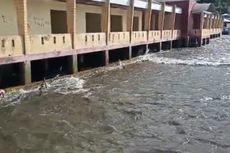 Usai Gempa, Warga Tehoru Maluku Panik Lihat Air Laut Naik, BMKG Sebut Ada Tsunami 0,5 Meter