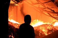 Kebakaran di Surabaya, Sang Ibu Sempat Kembali ke Rumah untuk Selamatkan Anaknya yang Tertidur, tapi...