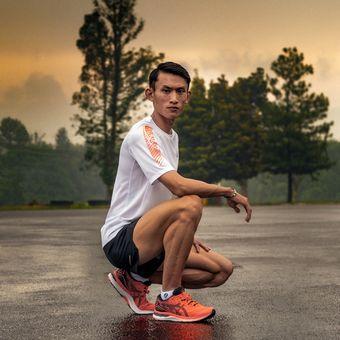 ajakan ASICS untuk berolahraga menyambut matahari terbit