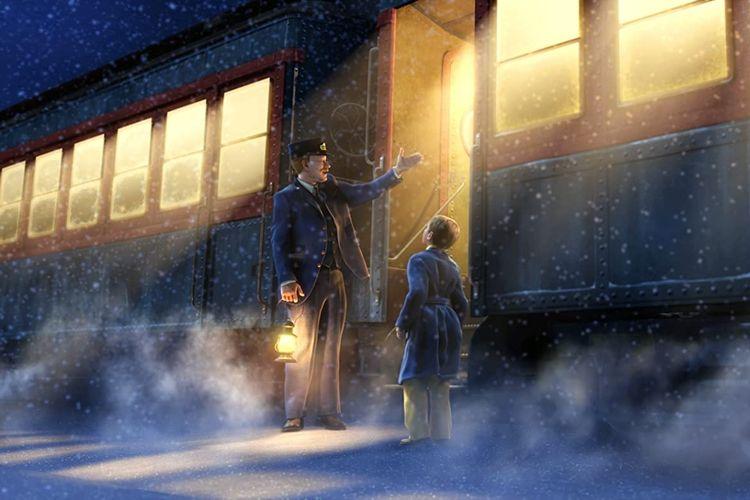 Cuplikan film The Polar Express
